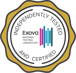 Independently Tested & Certified